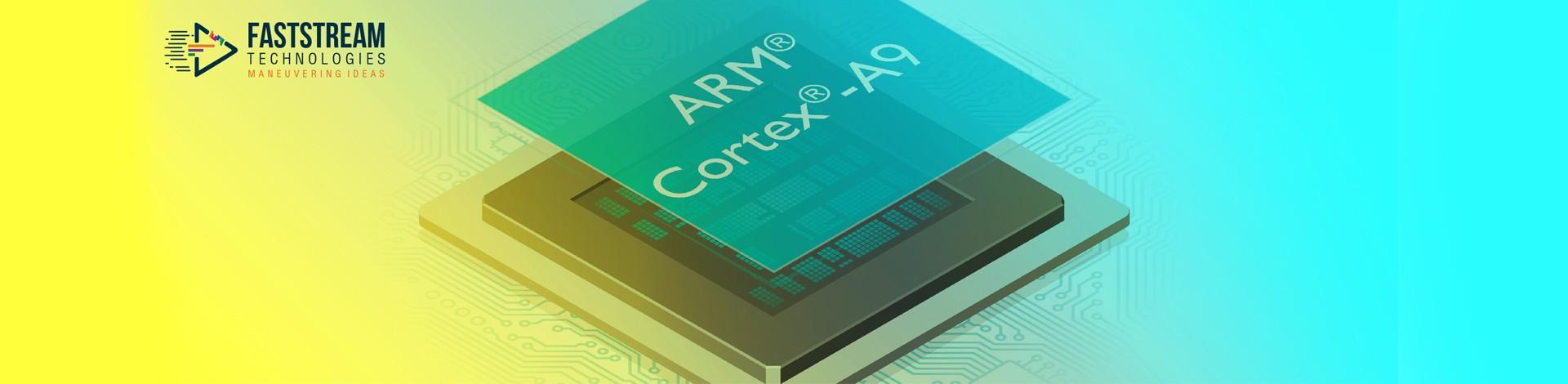 ARM ® Cortex™- A9 architecture