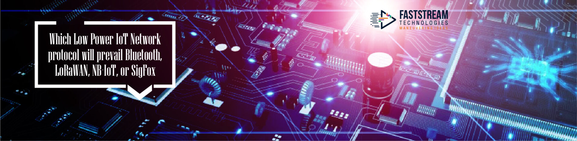 LoRaWAN vs NB-IoT vs SigFox