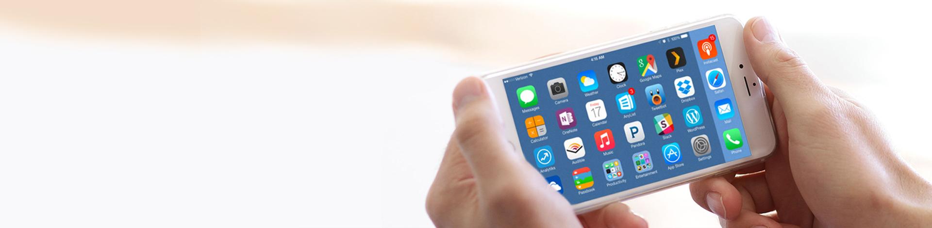 iPhone Application Development – View Controllers (Autorotation)