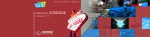 Smart IoT, Embedded and Mobility Solutions- Visit us at CES 2018 in Las Vegas