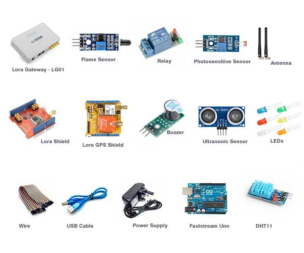 LoRa-IoT-Development-Kit