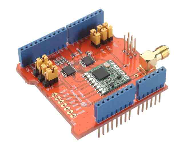 LoRa Shield for Arduino - Faststream Technologies