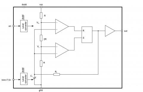 RC oscillator
