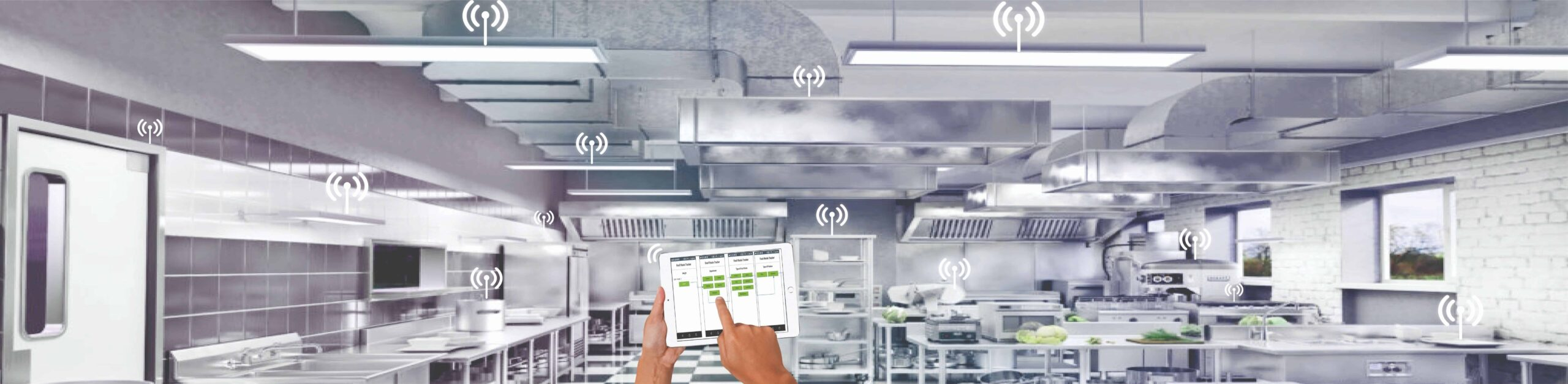 IoT Food and Beverage