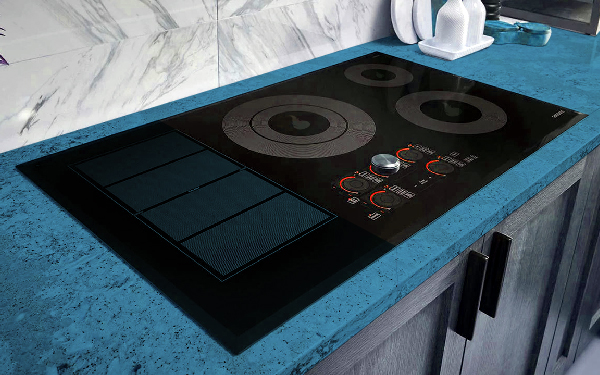 Smart inductive cooking