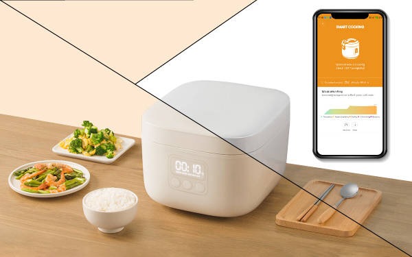 Smart rice cooker