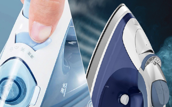 Steam Iron Based On Smart Home Appliance