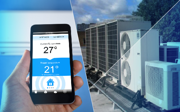 smart air conditioning/External Unit Based On Smart Home Appliance