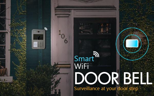 smart doorbell Based On Smart Home appliance