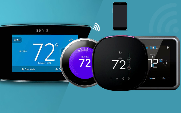 Smart Thermostat Based on Smart Home Appliance