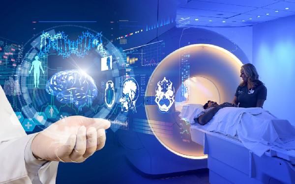 Medical Imaging Based On Digital twin in Healthcare
