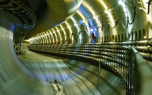 Remote Pipeline Tunnel